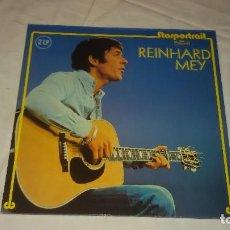 Discos de vinilo: REINHARD MEY ?– STARPORTRAIT 1977. DOBLE VINILO.. Lote 104493867