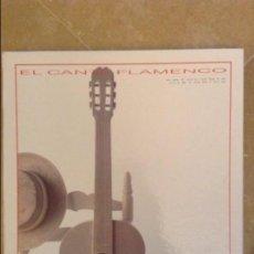 Discos de vinilo: EL CANTE FLAMENCO. ANTOLOGIA HISTORICA (6 LP'S). Lote 104499727