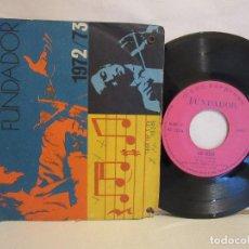 Discos de vinilo: LOS ALBAS - CUANDO EL PAJARO CANTA / UNA NOCHE + 2 - EP - 1972 - SPAIN - VG/VG. Lote 104502415