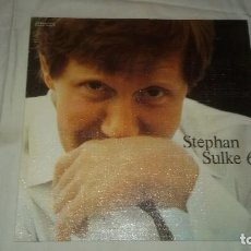 Discos de vinilo: STEPHAN SULKE ?6. 1981. Lote 104503875