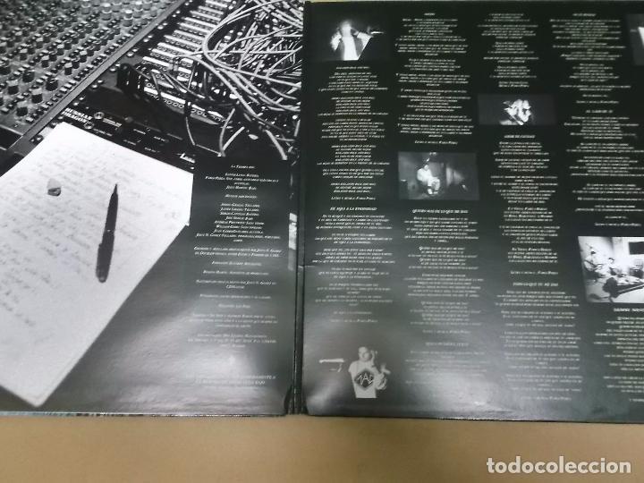 Discos de vinilo: LA TRAMPA (LP) BAILANDO ROCK & ROLL AÑO 1992 – PORTADA ABIERTA - Foto 2 - 104506403