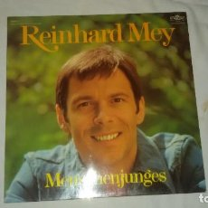 Discos de vinilo: REINHARD MEY ?– MENSCHENJUNGES,1977. Lote 104506443