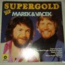 Discos de vinilo: MAREK & VACEK ?– SUPERGOLD 2 PL. 1975. Lote 104507815