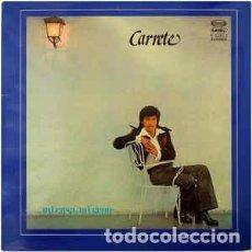 Discos de vinilo: CARRETE ?– MI CASA, MI GENTE MOVIEPLAY ?– S-32822 GONG JOSE EL NEGRO,MORAITO DE ALMERIA. Lote 104513203
