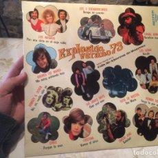 Discos de vinilo: ANTIGUO DISCO VINILO EXPLOSIÓN VERANO AÑO 1973 . Lote 104513859
