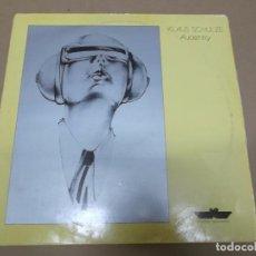 Discos de vinilo: KLAUS SCHULZE (LP) AUDENTITY AÑO 1983 – EDICION AUSTRIA. Lote 104514387