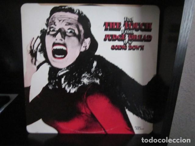 Discos de vinilo: JUDGE DREAD - THE TOUCH - MAXI DE 2 TEMAS - EDICION INGLESA DEL AÑO 1979. - Foto 2 - 104518143