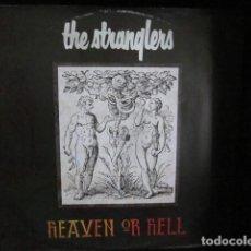 Discos de vinilo: THE STRANGLERS - HEAVEN AND HELL - MAXI DE 4 TEMAS - EDICION INGLESA DEL AÑO 1992.. Lote 104523011