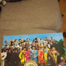 Discos de vinilo: THE BEATLES SGT. PEPPERS LONELY HEARTS CLUB BAND. Lote 104531523