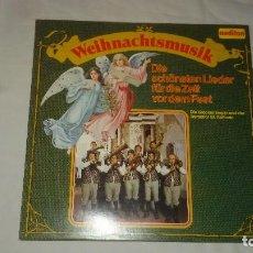 Discos de vinilo: DIE GLOCKENSINGER UND DER DOMCHOR ST. KATHRAIN ?– WEIHNACHTSMUSIK (DIE SCHÖNSTEN LIEDER FÜR DIE ZEI.. Lote 104544803