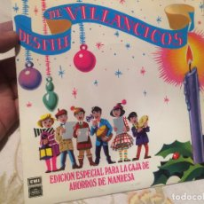 Discos de vinilo: ANTIGUO SINGLE VINILO DESFILE DE VILLANCICOS AÑO 1959 . Lote 143128853