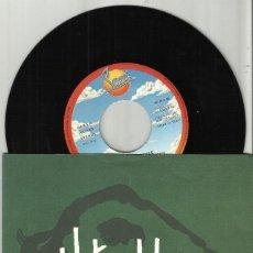 Discos de vinilo: NATURAL LIFE SINGLE PROMOCIONAL POR UNA SOLA CARA NATURAL LIFE 1992 ESPAÑA. Lote 104549231
