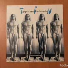 Discos de vinilo: TIN MACHINE (DAVID BOWIE) - TIN MACHINE II - LONDON RECORDINGS 1991 SPAIN. Lote 104549331