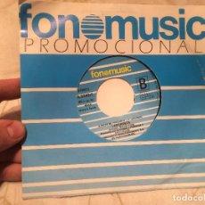 Discos de vinilo: ANTIGUI SINGLE VINILO LABORDETA, ZARAJOTA BLUES + EH TU (FONOMUSIC) SINGLE PROMOCIONAL. Lote 104549335
