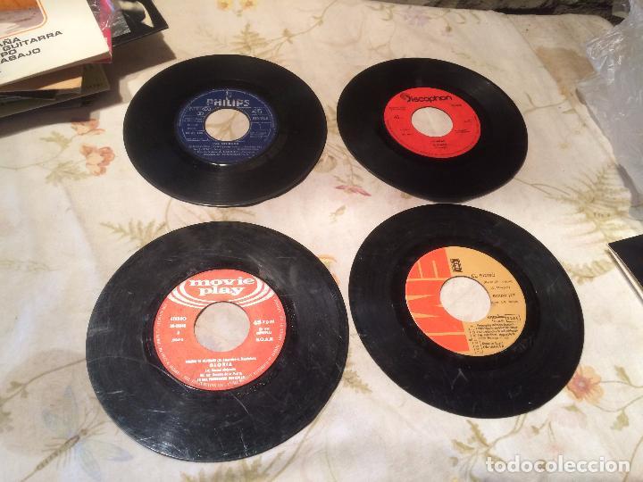 ANTIGUO 4 SINGLE VINILO VARIOS ARTISTAS, BIMBÓ, CHANGO, CHICHOS AÑOS 70 (Música - Discos de Vinilo - EPs - Solistas Españoles de los 70 a la actualidad)