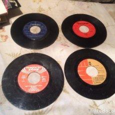 Discos de vinilo: ANTIGUO 4 SINGLE VINILO VARIOS ARTISTAS, BIMBÓ, CHANGO, CHICHOS AÑOS 70 . Lote 104550779