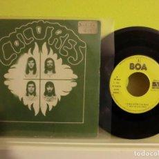 Discos de vinilo: COLORES,( ORIGINAL 1975 ,ES MEJOR OLVIDAR,LA BRUJA),DIFICILISIMO!!,JOYA DE COLECCIONISMO,SINGLE 103. Lote 104553599