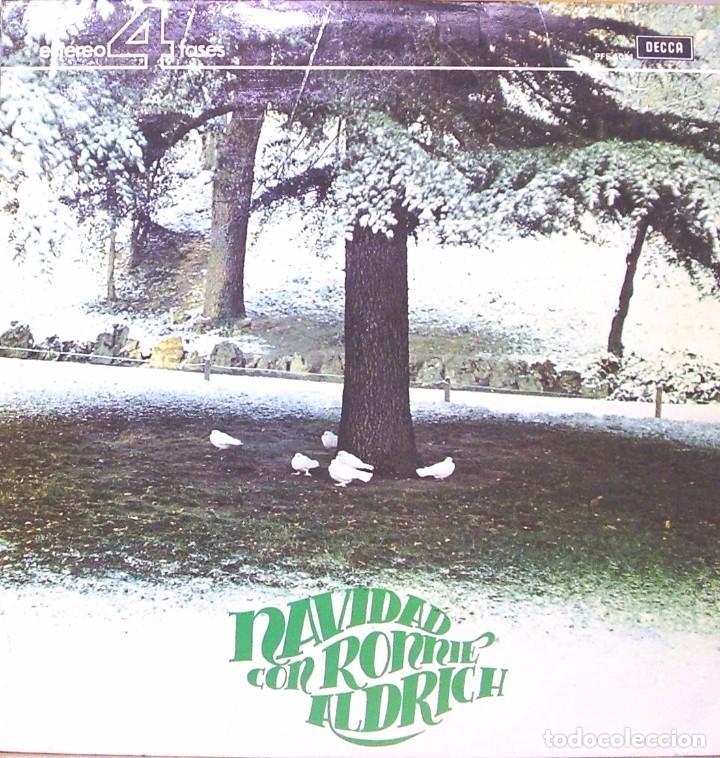 RONNIE ALDRICH - NAVIDAD CON RONNIE ALDRICH LP 1964 (Música - Discos - LP Vinilo - Orquestas)