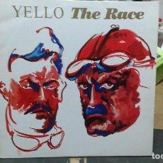 Discos de vinilo: YELLOW- RACE (1988). Lote 104574767