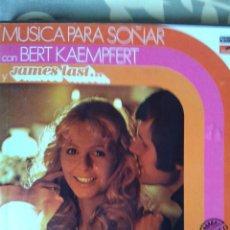 Discos de vinilo: MUSICA PARA SOÑAR 8 LP. Lote 104576607