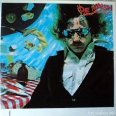 Discos de vinilo: JOE WALSH - BUT SERIOUSLY, FOLKS - EDICIÓN DE 1978 DE USA - DOBLE PORTADA. Lote 104585143