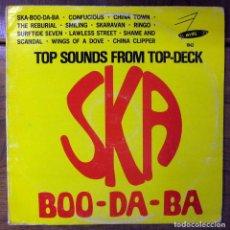 Vinyl-Schallplatten - THE SKA-TALITES - SKA BOO DA BA - 1965 - REEDICION JAMAICA - SKA, REGGAE, SKATALITES - 104603747