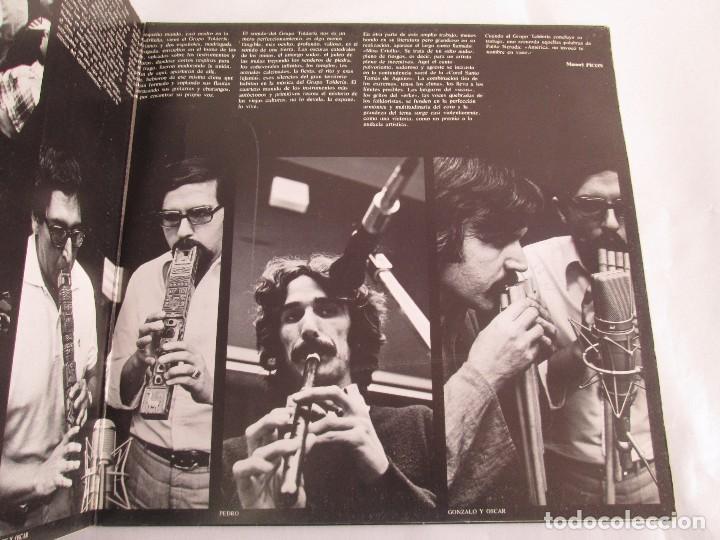 Discos de vinilo: MISA CRIOLLA Y CANTOS DE AMERICA LATINA. GRUPO TOLDERIA. LP VINILO. MOVIEPLAY 1975. VER FOTOS - Foto 4 - 104604315