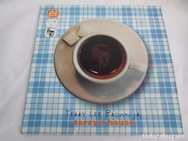 Discos de vinilo: TERRY LEE BROWN JR. TERRY´S HOUSE. E.P. VINILO. PLASTIC CITY 1997. VER FOTOGRAFIAS ADJUNTAS - Foto 2 - 104604475