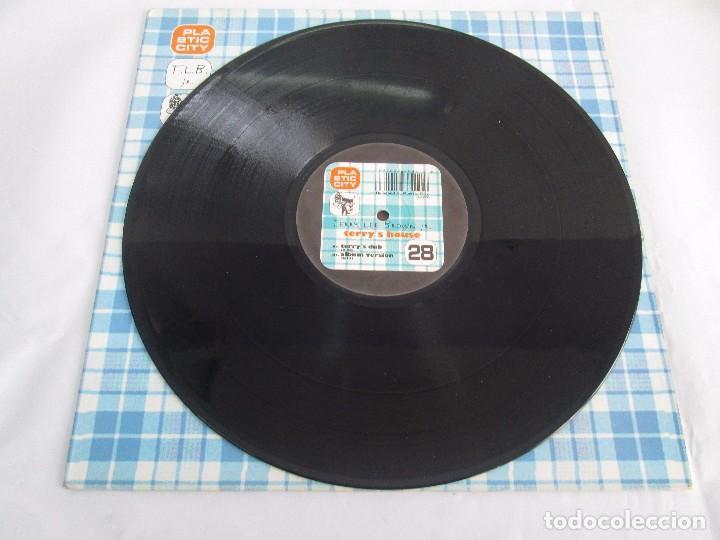 Discos de vinilo: TERRY LEE BROWN JR. TERRY´S HOUSE. E.P. VINILO. PLASTIC CITY 1997. VER FOTOGRAFIAS ADJUNTAS - Foto 3 - 104604475