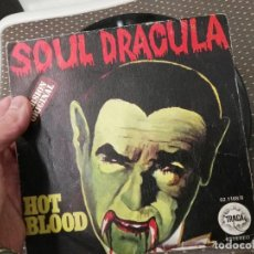 Discos de vinilo: SOUL DRACULA VERSION ORIGINAL HOT BLOOD MINI LP. Lote 104604919