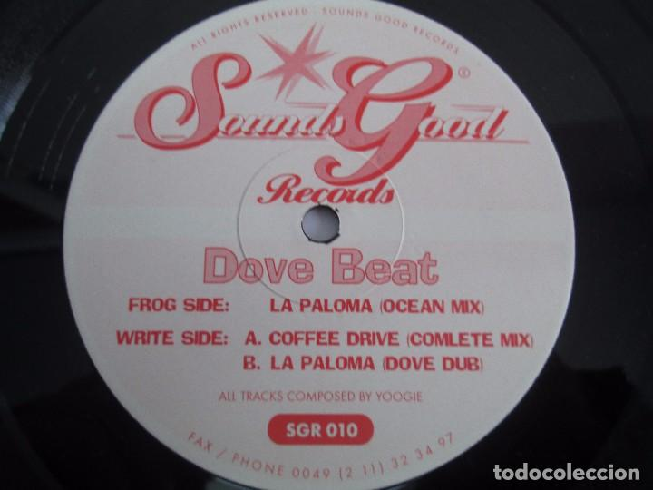 Discos de vinilo: DOVE BEAT. E.P. VINILO. SOUNDS GOOD RECORDS. VER FOTOGRAFIAS ADJUNTAS - Foto 6 - 104605439