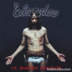 Discos de vinil: LP EXTREMODURO YO , MINORIA ABSOLUTA VINILO + CD. Lote 239418440