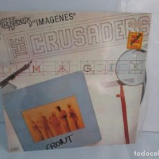 Discos de vinilo: THE CRUSADERS. IMAGENES. LP VINILO. MOVIEPLAY 1978. VER FOTOGRAFIAS ADJUNTAS. Lote 104611059