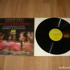 Discos de vinilo: ORQUESTA FILARMONICA DE BERLIN. Lote 104611391