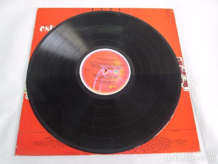 Discos de vinilo: ESTAMPAS CRIOLLAS TECHOS ROJOS EN CONJUNTO. LP VINILO. GRABACIONES MUNDIALES 1980. - Foto 5 - 104611519