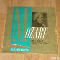 Discos de vinilo: MOZART LAS BODAS DE FIGARO. Lote 104612143