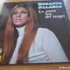 Discos de vinilo: ROSANA FALASCA. LA VOZ JOVEN DEL TANGO. Lote 104612539