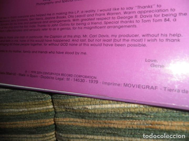 Discos de vinilo: GENE CHANDLER - GET DOWN LP - ORIGINAL ESPAÑOL - 20TH CENTURY FOX RECORDS 1979 - MUY NUEVO(5) - Foto 4 - 104618099