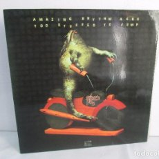 Discos de vinilo: AMAZING RHYTHM ACES. TOO STUFFED TO JUMP. LP VINILO. ABC RECORDS. 1976. VER FOTOGRAFIAS. Lote 104619611