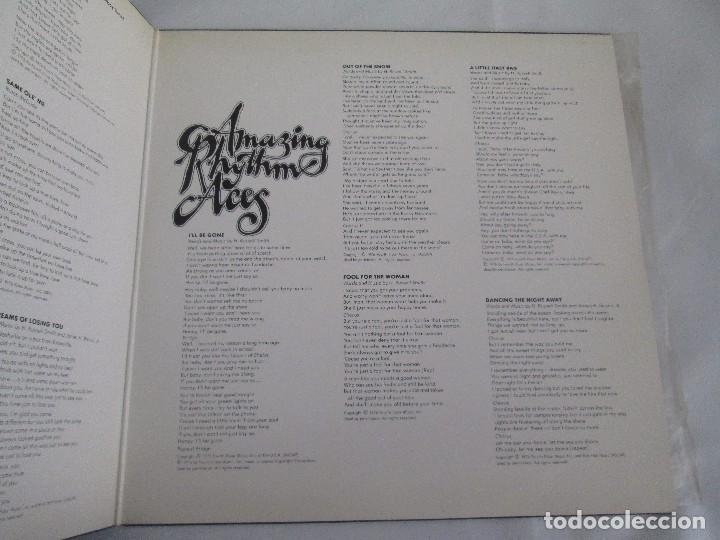 Discos de vinilo: AMAZING RHYTHM ACES. TOO STUFFED TO JUMP. LP VINILO. ABC RECORDS. 1976. VER FOTOGRAFIAS - Foto 3 - 104619611