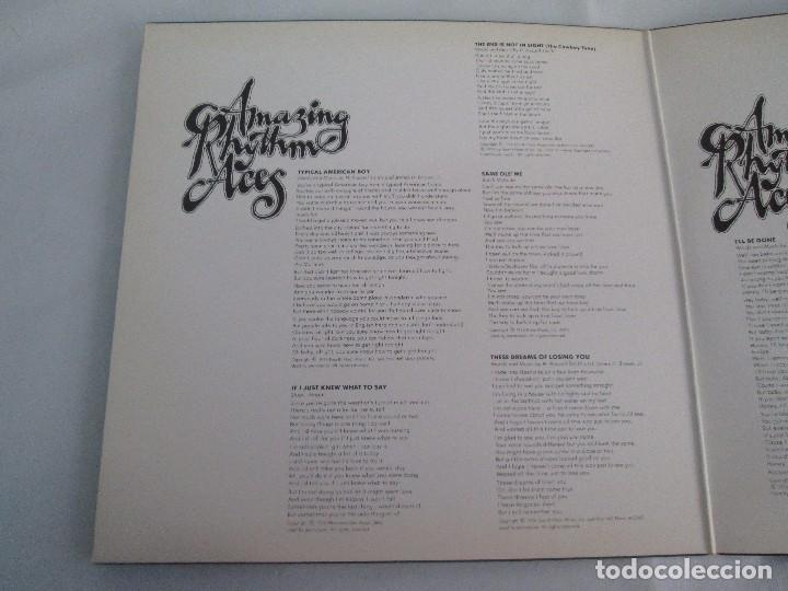 Discos de vinilo: AMAZING RHYTHM ACES. TOO STUFFED TO JUMP. LP VINILO. ABC RECORDS. 1976. VER FOTOGRAFIAS - Foto 4 - 104619611