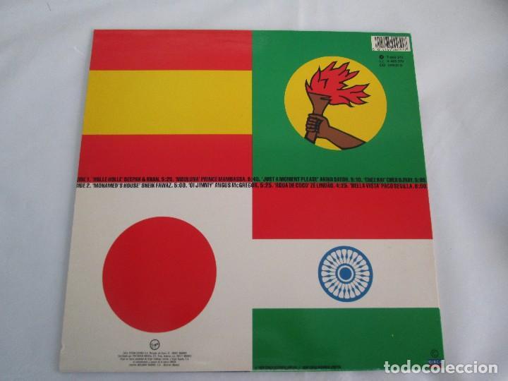 Discos de vinilo: UNITED HOUSE NATIONS PROJECT. LP VINILO. VIRGIN 1988. VER FOTOGRAFIAS ADJUNTAS - Foto 7 - 104621519