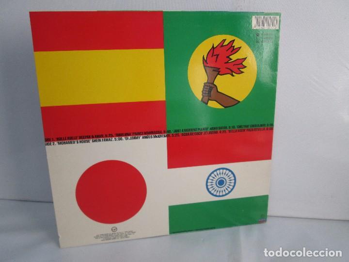 Discos de vinilo: UNITED HOUSE NATIONS PROJECT. LP VINILO. VIRGIN 1988. VER FOTOGRAFIAS ADJUNTAS - Foto 8 - 104621519