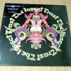 Discos de vinilo: THE INSECT TRUST - THE INSECT TRUST (LP 2008, PHOENIX RECORDS ASHLP3012) PRECINTADO. Lote 104641019
