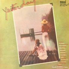 Discos de vinilo: LP ARGENTINO DE ARTISTAS VARIOS YESTERDAY AÑO 1979. Lote 104653607