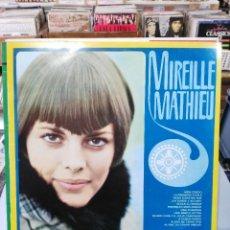 Disques de vinyle: MIREILLE MATHIEU - MON CREDO, UNA CANZONE, UNA SIMPLE LETTRE, ... - LP. DEL SELLO ORLADOR DE 1970. Lote 104685319