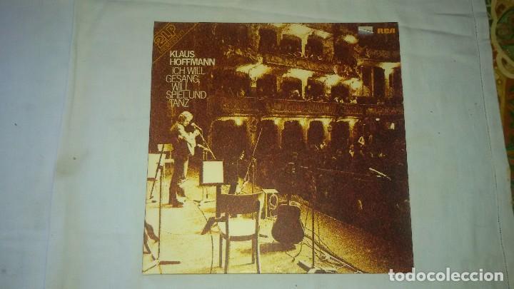 Discos de vinilo: Klaus Hoffmann ?– Veränderungen,1982 - Foto 2 - 104706487