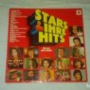 Discos de vinilo: VARIOUS ?– STARS & IHRE HITS FÜR DAS ROTE KREUZ. Lote 104709651