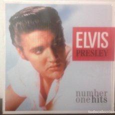 Discos de vinilo: ELVIS PRESLEY - NUMBER ONE HITS. Lote 104712643