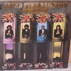 Discos de vinilo: GRAND FUNK RAILROAD - BORN TO DIE 1ª EDICIÓN ESPAÑOLA EMI - 1976 . Lote 104719315